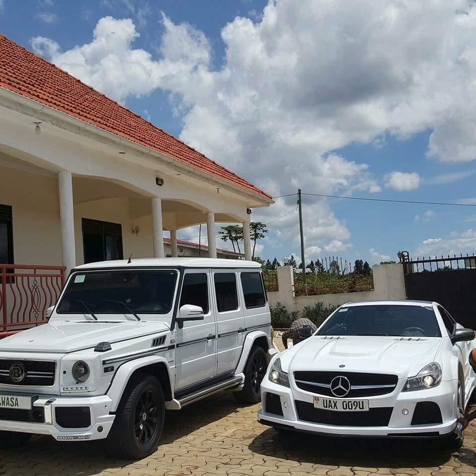 FLEET: Part of the fleet Lwasa owns