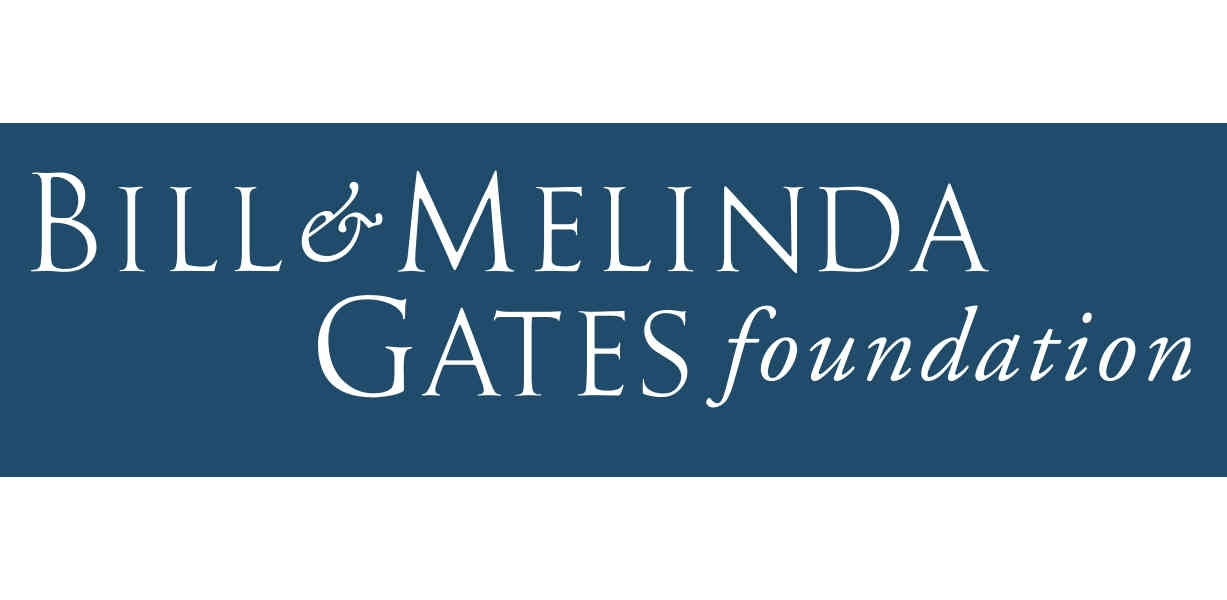 The logo for the Bill and Melinda Gates Foundation