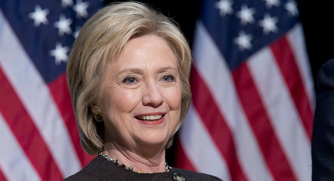 LOSER: Former US presidential aspirant Hilary Rodham Clinton. Ugandan musician Bebe Cool has linked her loss to the killing of former Libyan President Muammar Gaddafi and the subsequent destruction of Libya.