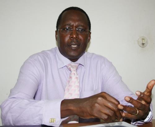 ACCUSED MUSEVENI, MKAPA: UPRONA's Charles Nditije