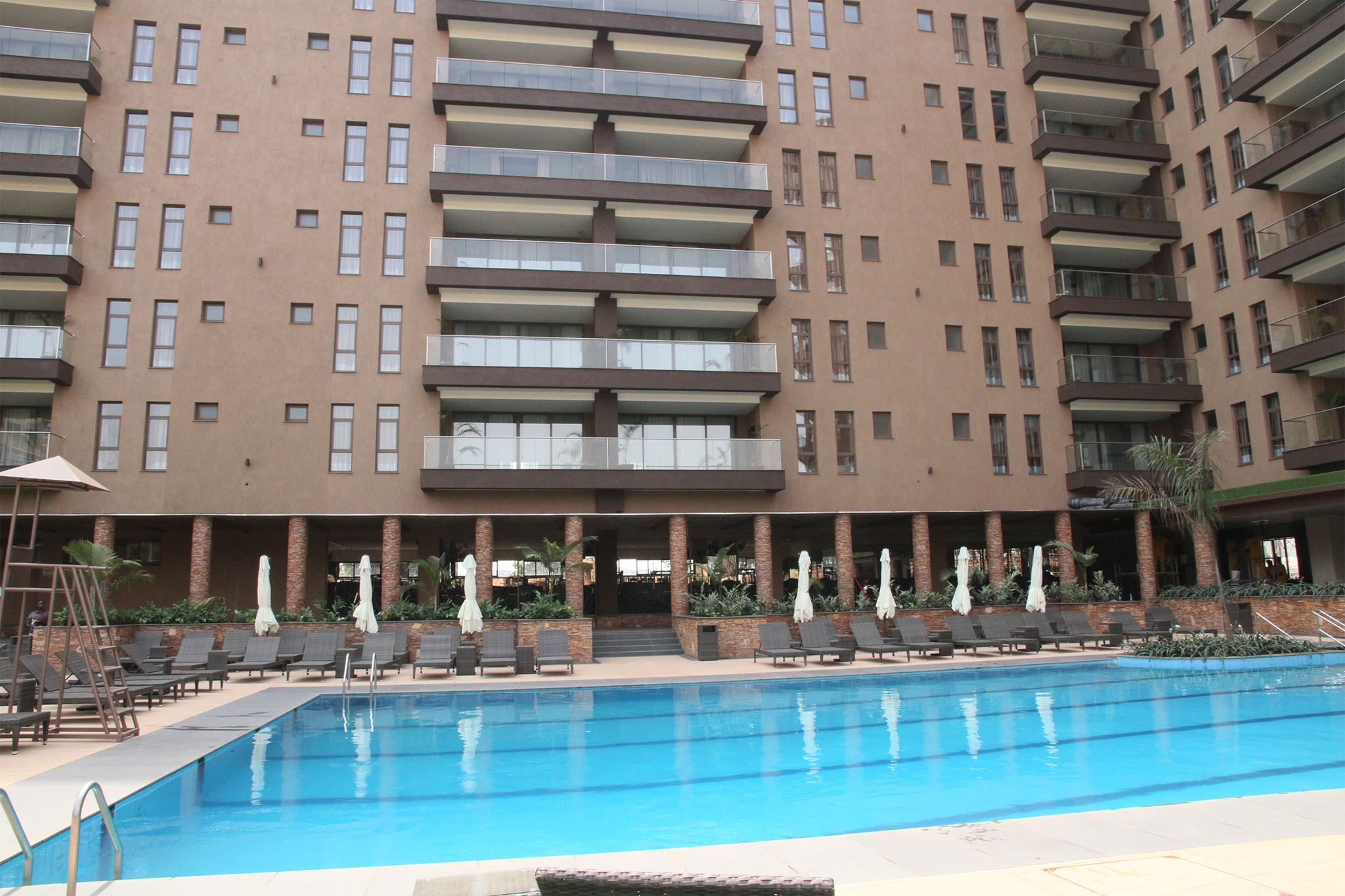 Located In The Heart Of Kampala Speke Apartments Are Latest Addition To Growing Hotel And Accommodation Facilities Uganda
