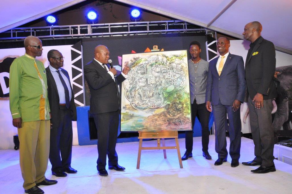 MultiChoice pays tribute to African artists - Eagle Online
