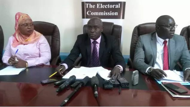 EC is set for tomorrow's LC elections- Justice Simon Byabakama - Eagle  Online
