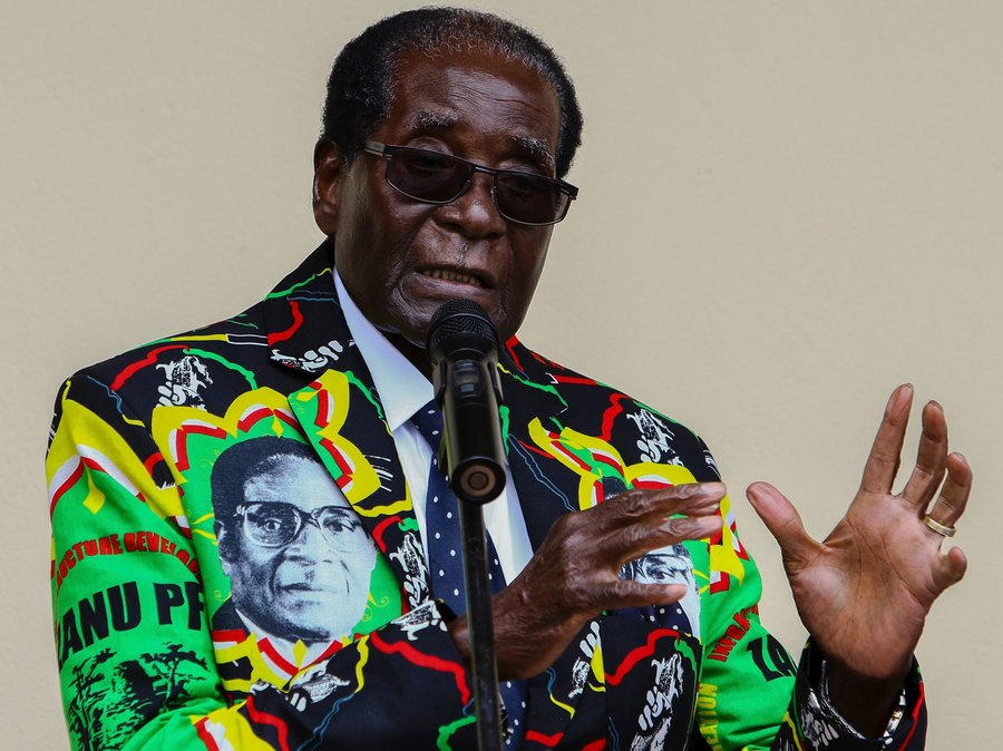 WHO scraps appointment of Robert Mugabe as ambassador - Eagle Online