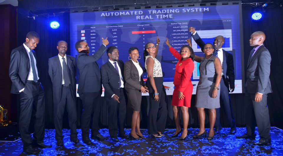Ghana stock exchange automated trading system