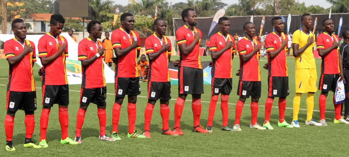 Uganda drops in FIFA rankings - Eagle Online
