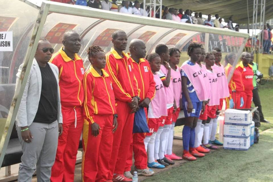 Crested Cranes Drops Out Of Africa Women Cup Eagle Online
