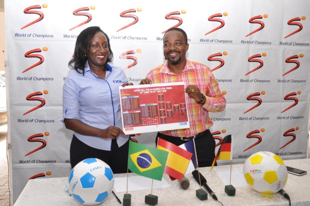 DStv and GOtv roll out FIFA World Cup programme - Eagle Online