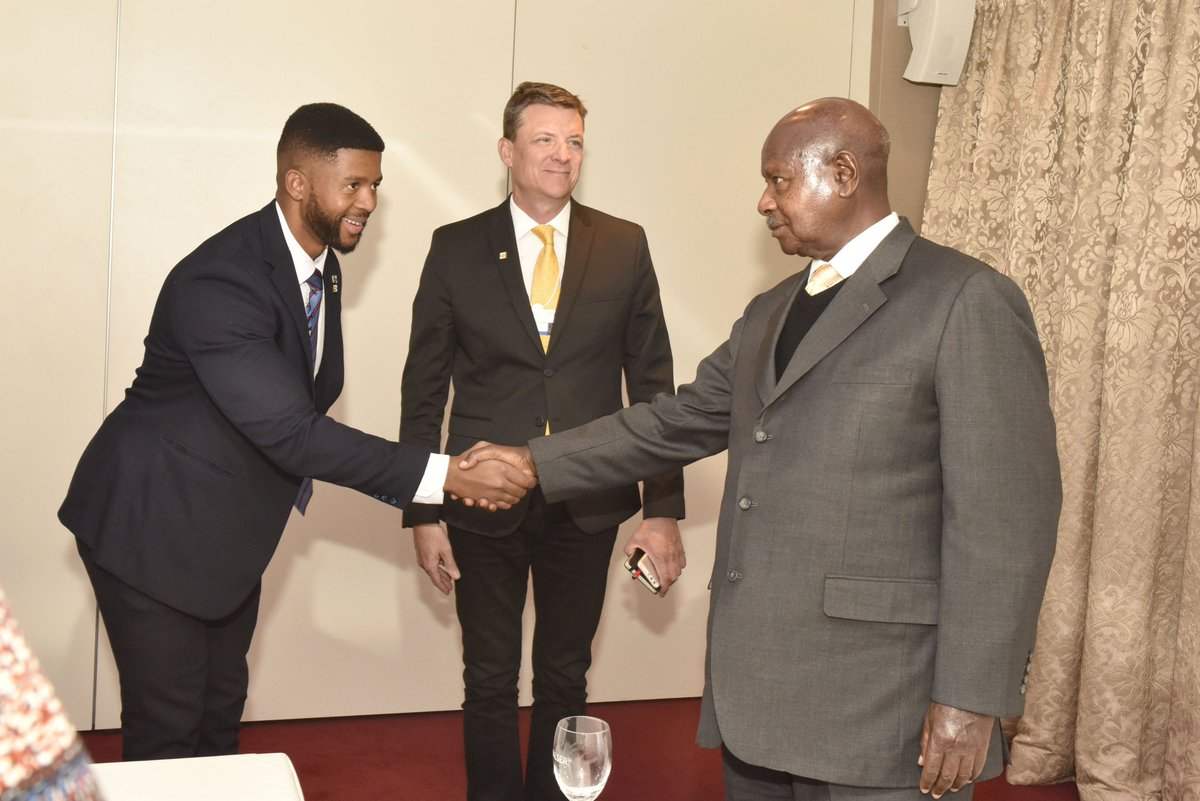 MTN Group CEO meets Museveni over staff deportation, asked to list ...