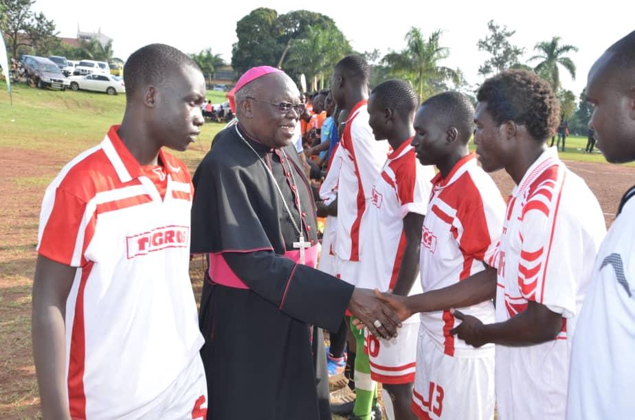 Archbishop Odama hails Mbarara, Gulu unity as he launches