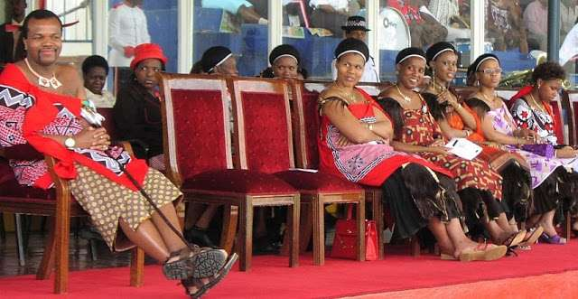 King Mswati III orders men to marry five wives or face jail - Eagle Online