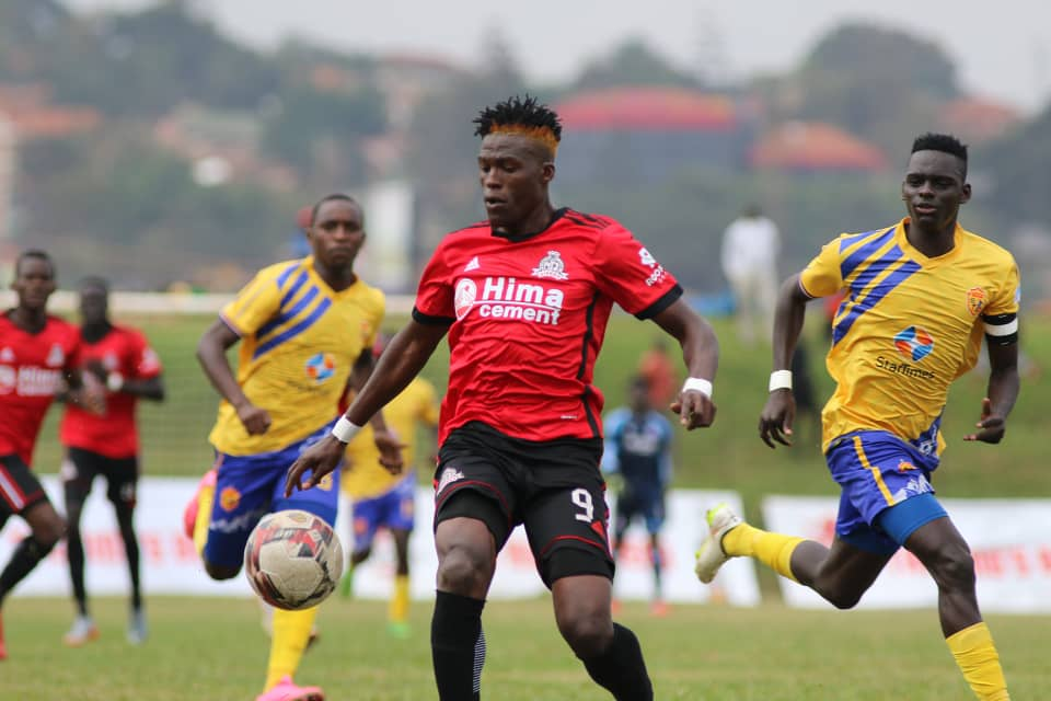 Maroons FC players KCCA, Vipers to renew hostilities in Lugogo - Eagle Online