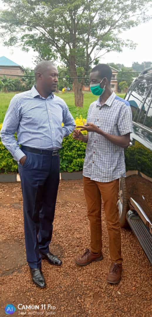 Sakwa and Jinja West MP, Moses Grace Balyeku