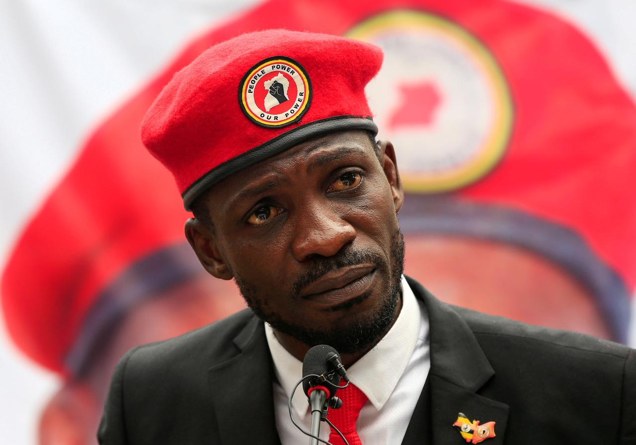 Court orders all security personnel to vacate Kyagulanyi's home